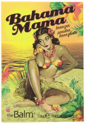 The Balm Bahama Mama Bronzer, For A Sun Kissed Look, 0.25 Ounce