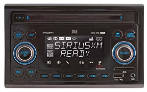 Dual X2DMA400 240-Watt AM/FM CD Player with MP3/Full iPod/iPhone Control