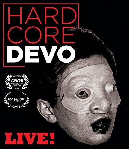 Devo - Hardcore Devo Live! (2015) Blu-ray 1080p AVC LPCM 2.0