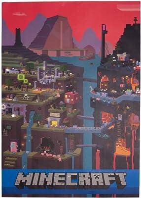 Minecraft Sam Cube Poster by Jinx