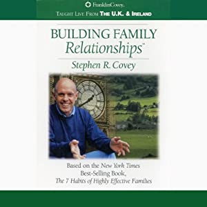 Building Family Relationships Audiobook