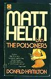 The Poisoners (0340154721) by Donald Hamilton