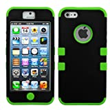 Product B009WN9TDK - Product title MYBAT IPHONE5HPCTUFFSO007NP Premium TUFF Case for iPhone 5 - 1 Pack - Retail Packaging - Black/Electric Green