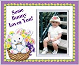 Some Bunny Loves You Easter Picture Frame Gift