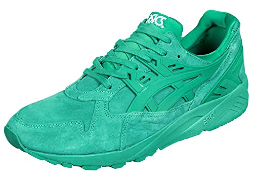 ASICS GEL Kayano Trainer Retro Running Shoe, Spectra Green/Spectra Green, 9 M US