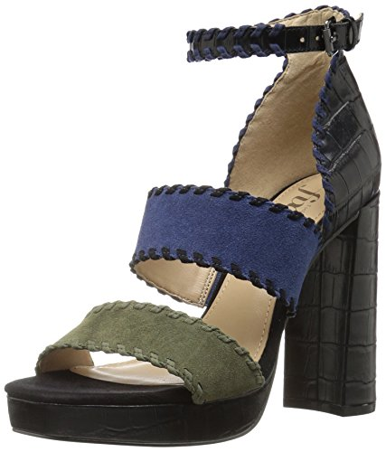 Platform Fix Dress Sandal