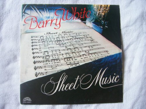 Barry White - Sheet Music - Zortam Music