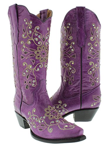 Ladies Exotic Skin Boots Texas Boots
