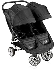 Baby Jogger 2010 City Mini Double Stroller, Black/Black (Discontinued by Manufacturer)