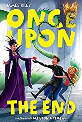 Once Upon the End (Half Upon a Time Book 3)