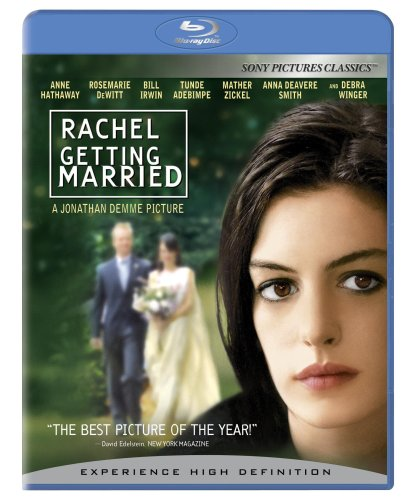 Cover art for  Rachel Getting Married [Blu-ray]
