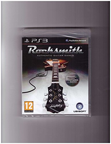 Rocksmith: Authentic Guitar Game Software [PlayStation 3, PS3] (Rocksmith Ps4 Software Only compare prices)