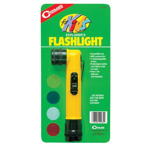 Coghlans Kids Explorers Flashlight