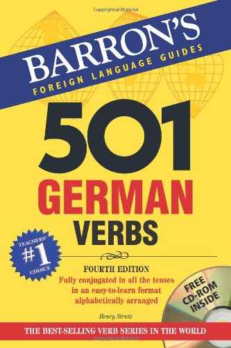 501 German Verbs with CD-ROM (Barron's 501 German Verbs...