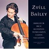 Cello Recital: Bailey, Zuill - Francoeur, F. / Bach, J.S. / Beethoven, L. / Mendelssohn, F. / Chopin, F. / Vieuxtemps, H.