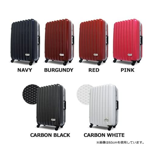 (アウトドアプロダクツ)OUTDOOR PRODUCTS アウトドアプロダクツスーツケース OD-0628-72 72cm CARBON-BLACK CARBON-BLACK