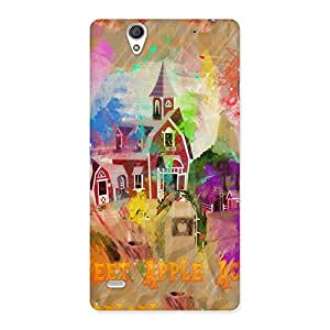 Ajay Enterprises pPinted Home Back Case Cover for Sony Xperia C4