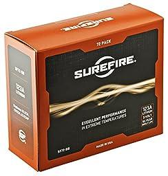 Surefire 72 Pack 123A Lithium Batteries