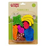 ➢ LW Nibblers, Wood Chews, Fruit/Veggie Mix ➢