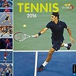 Tennis 2016 Wall Calendar: The Offici...