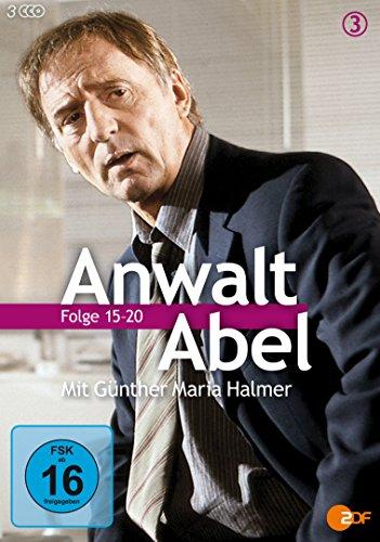Anwalt Abel 3 - Folge 15-20 [3 DVDs]
