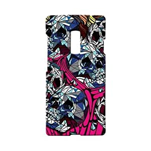 G-STAR Designer 3D Printed Back case cover for Oneplus 2 / Oneplus Two - G3985