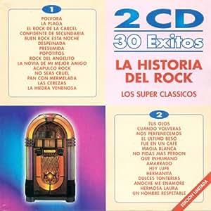 Buy historia del rock 30 grandes exitos online at low for Espectaculo historia del rock