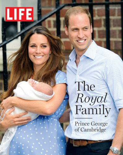 Life The Royal Family: Prince George Of Cambridge front-80140