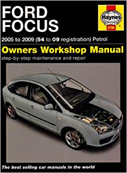 ford focus petrol service  repair manual