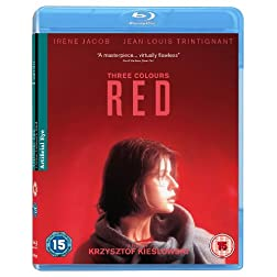 Three Colours Red [Blu-ray]