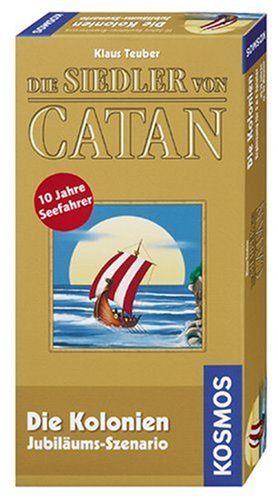 KOSMOS - 693312 Die Siedler von Catan Seefahrer Jubiläums-Szenario Die Kolonien