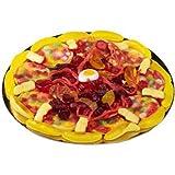 Raindrops Mini Candy Gummy Pizza 3 oz (Tamaño: 3 Ounces)