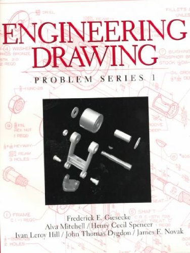 Engineering Drawing: Problems Series 1 Engineering Drawing