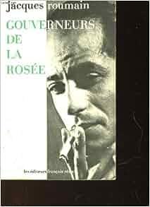 Gouverneurs De La Rosee: Jacques Roumain: 9782201013812