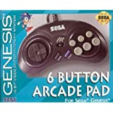 Two Classic Game Controller For Sega Console