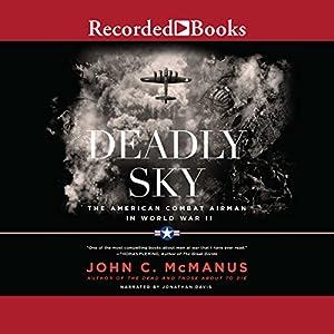 Deadly Sky Audiobook