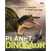 Planet Dinosaur Book