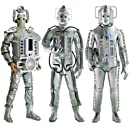 Underground Toys Doctor Who Cyberman Action Figure, 5""