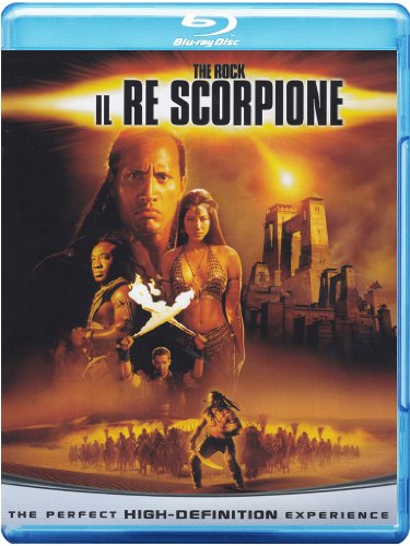 Il re scorpione [Blu-ray] [IT Import]