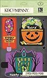 K&Company Spooky Sliders Embellishments