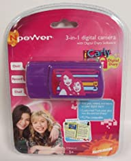 NPower iCarly 3-in-1 Digital Camera w…