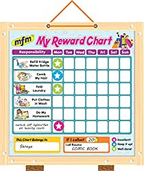 MFM TOYS Magnetic My Responsibility Reward Chart