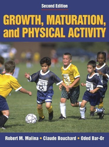 Growth, Maturation, and Physical Activity-2nd Edition by Malina, Robert, Bouchard, Claude, Bar-Or, Oded (2003) Hardcover
