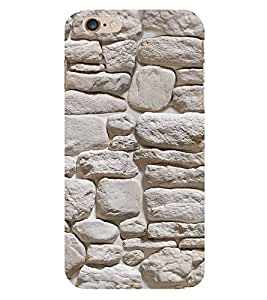 HiFi Designer Phone Back Case Cover Apple iPhone 6 :: Apple iPhone6 ( Stone Marble Pattern Design )