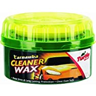 Turtle Wax T5A Turtle Wax Carnauba Cleaner Car Wax