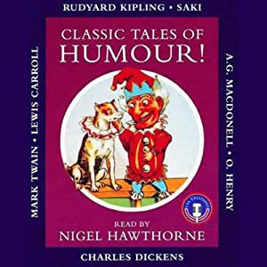 Classic Tales of Humour Audiobook