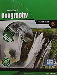 ActiveTeach Longman Geography for ICSE - 6