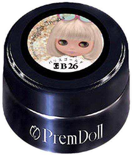 プリジェル プリムドール パリスゴールド 3g DOLLーB26