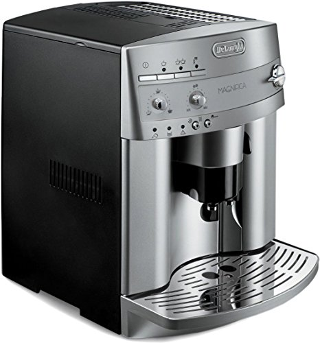 delonghi magnifica super automatic espresso coffee machine. Black Bedroom Furniture Sets. Home Design Ideas