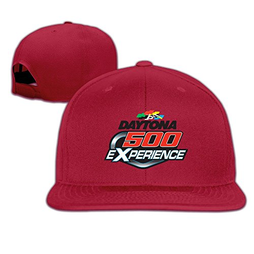 thna-2016-daytona-500-logo-baseball-regolabile-fashion-red-taglia-unica